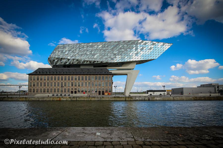 Foto Havenhuis Antwerpen