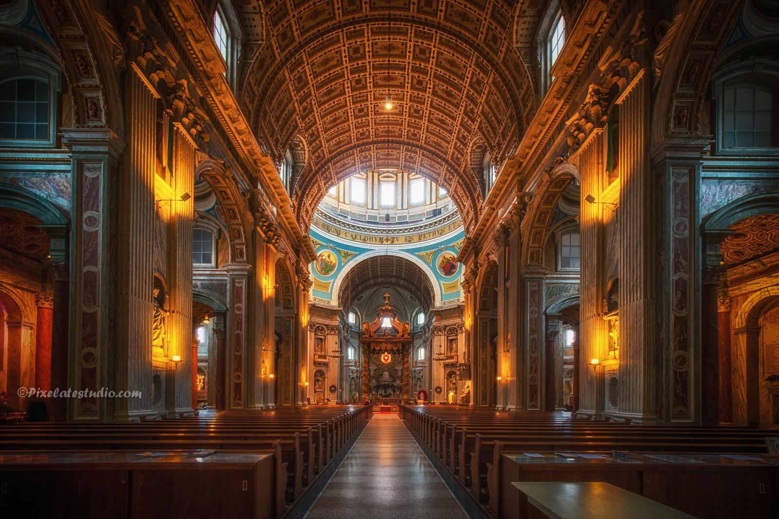 foto van Basiliek van Oudenbosch