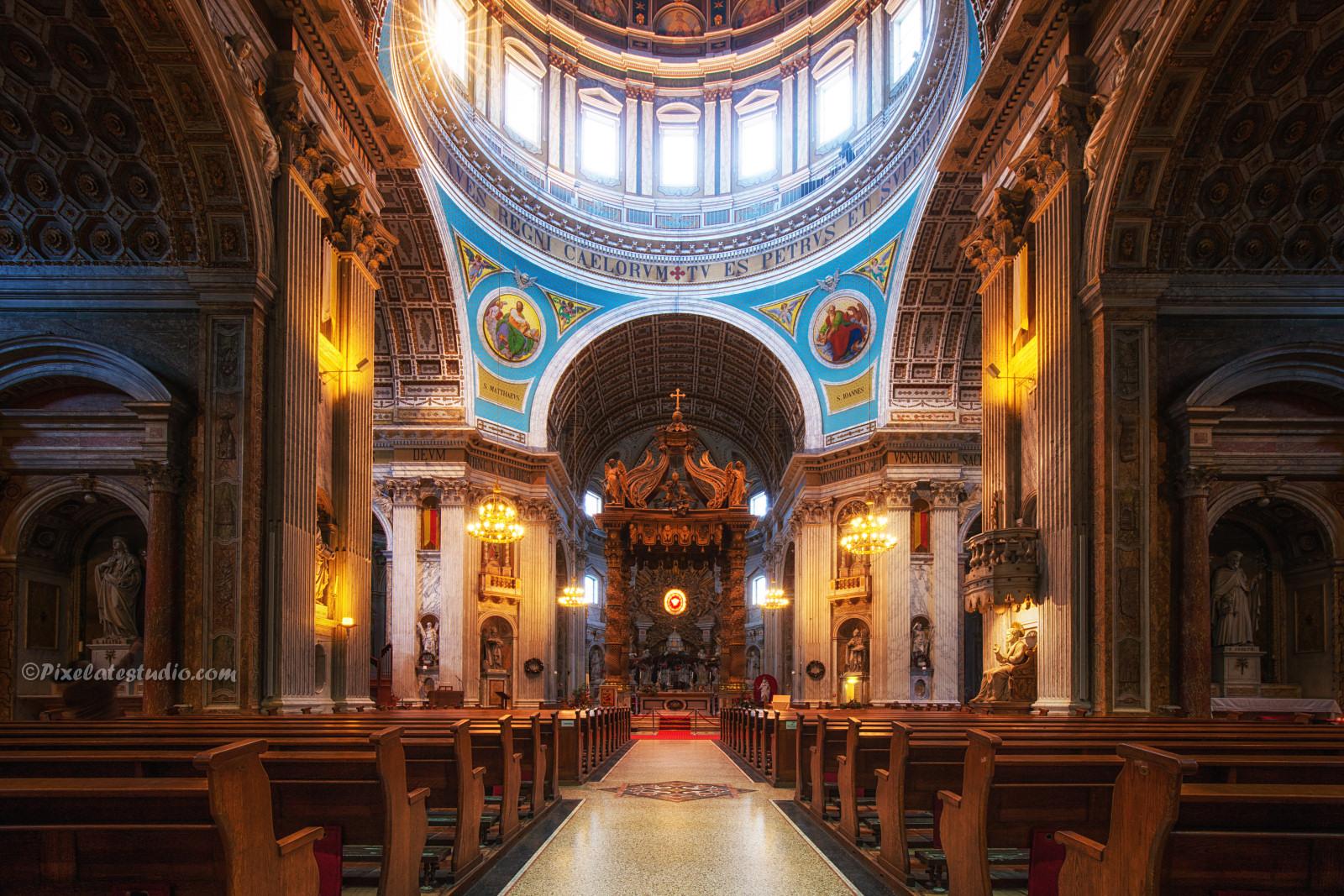 mooie foto, Basiliek Oudenbosch