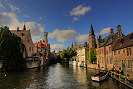 Beautiful picture of Bruges