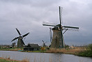 Windmill picture, Kinderdijk, the Netherlands