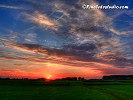 HDR Wallpaper of a beautiful sunset, available in seven resolutions including widescreen and High defenition