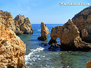Rocky beach wallpaper, portugal wallpaper, background pc