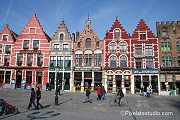 Pictures and photos of touristic sites in Bruges, pictures of the city bruges