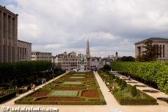 Foto's van de stad Brussel