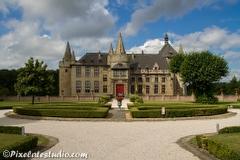 Kastelen foto's , Vlaanderen , Belgie