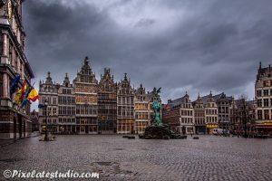 Geveltjes Antwerpen