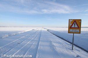 winterfoto Nederland
