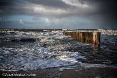 Strand foto's , bij mooi zomerweer, strandfoto's bij storm, mooie strand foto's