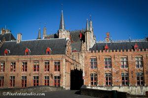 Stadsgezicht Brugge