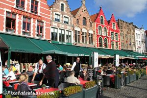 Terras Brugge