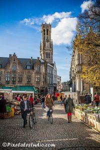 Markt in Brugge