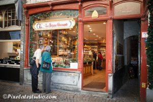 leuk winkeltje in Brugge