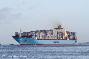 Grootste containerschip ter wereld