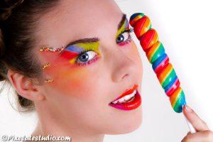 candy fotoshoot , modellen foto