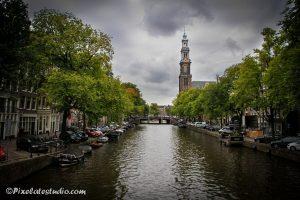 Westerkerk aan de Prinsengracht