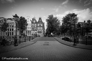 Brug Keizersgracht Amsterdam