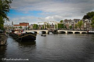 Magere Brug , Amsterdam