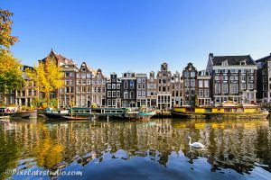 Foto Singel , Amsterdam