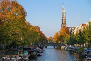 Foto Westerkerk, Amsterdam