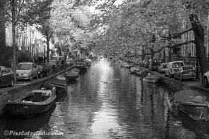 foto gracht Amsterdam
