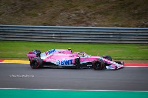 Estaban Ocon , Picture Formule 1 - F1 -Racing