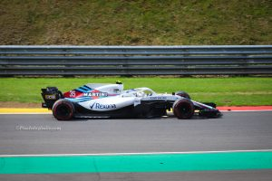 Segey Sirotkin, picture Formule 1 - F1 Racing