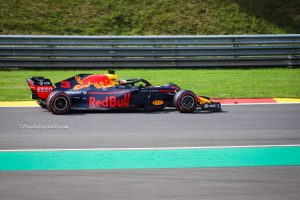 Daniel Riccordo , Red Bull racing team 2018