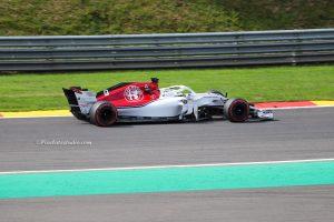Marcus Ericsson Formule 1 Alfa Romeo