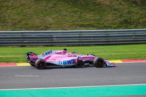Picture Sergio Perez, Formule 1