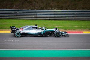 Lewis Hamilton, mooie foto Formule 1