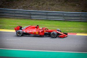Sebastian Vettel, Ferrari , Formule 1- F1 , mooie foto