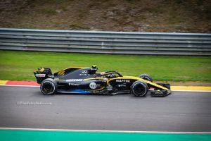 Carlos Sainz, Renault , Formule 1