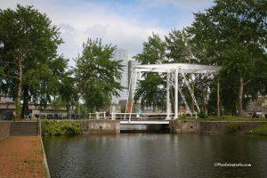 Foto van het bruggetje bij de Herengracht