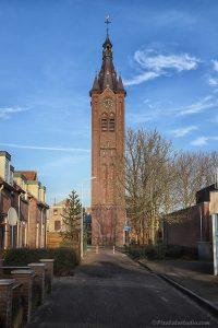 foto van de Willibrordus Toren Terneuzen