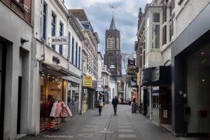 Foto van Winkelstraat Terneuzen